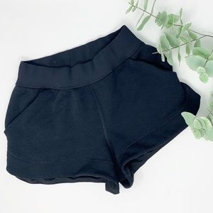 Lululemon Comfy Knit Thick Waistband Shorts